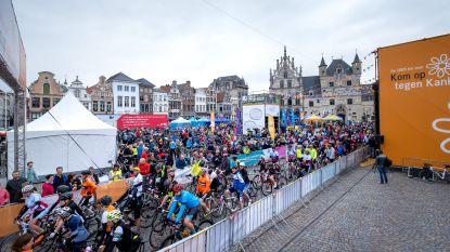 En we zijn vertrokken: 10de editie van 1.000 kilometer voor Kom op tegen Kanker op gang getrapt