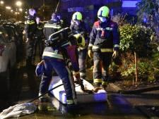 Matras vliegt in brand in Waddinxveense woning