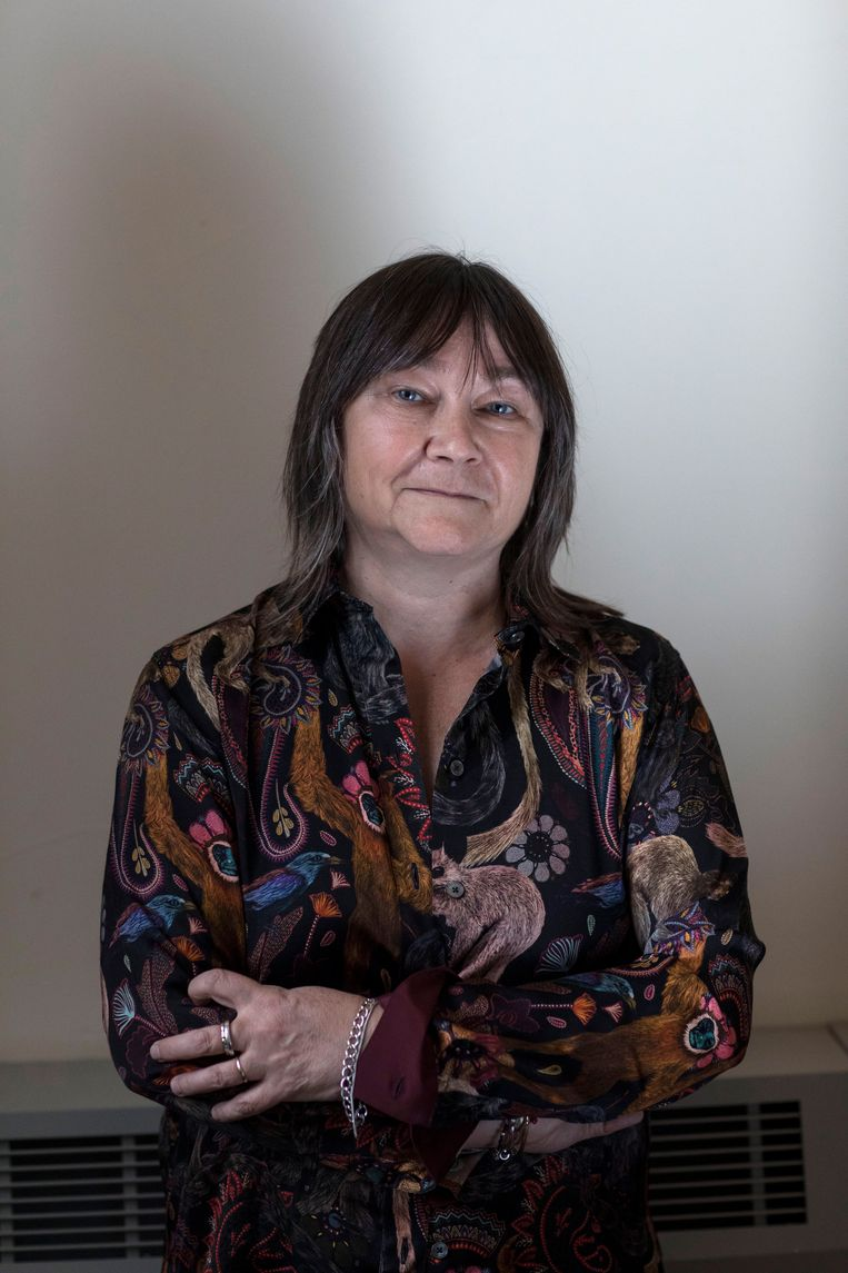 Ali Smith. Beeld Getty Images