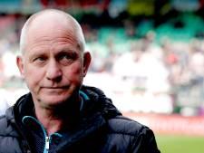 Ron de Groot weer op de bank bij NEC, naast beoogd hoofdtrainer Meijer