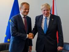 Boris Johnson wil 'meer soepelheid' van Europa bij brexit