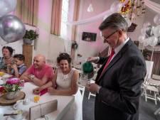 Gezichten van de horeca: Veel huwelijken in Sint-Oedenrode zijn bij Peter de Koning op de dansvloer begonnen