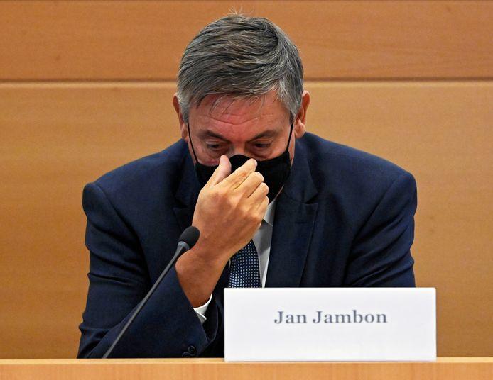 Jan Jambon.