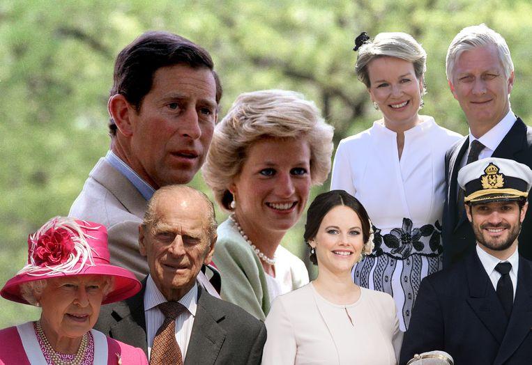 Hoe leerden deze royals elkaar kennen?