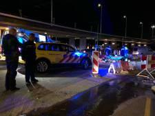 Fietser ernstig gewond bij botsing met motor op Roermondsplein
