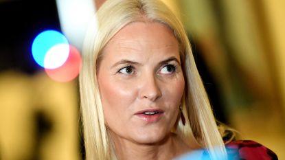 Ook Noorse kroonprinses Mette-Marit had banden met Epstein
