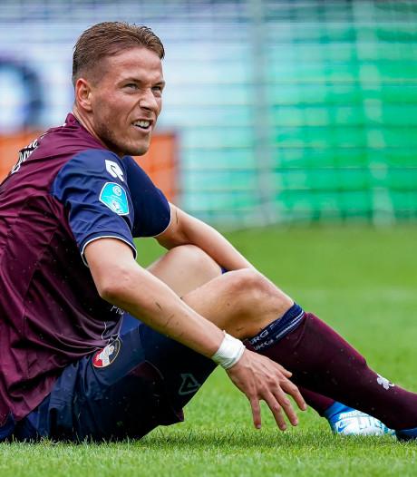 Willem II klopt beloften Fortuna Sittard