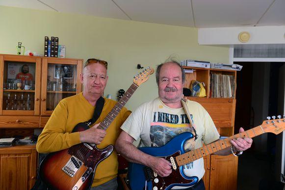 Bassist Jean Vandooren en Big Bill zijn bluesmuzikanten waar je huizen op kan bouwen.