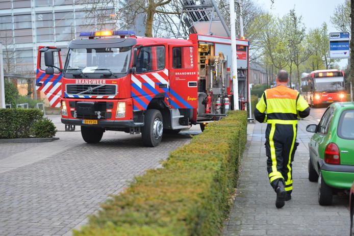 Bejaarde bewoonster overleden na brand in aanleunwoning in Ulvenhout
