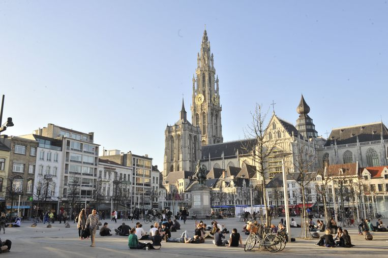 Antwerpse Onze-Lieve-Vrouwekathedraal