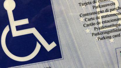 Politie controleert op onrechtmatig parkeren op plaatsen voor mensen met beperking: weinig inbreuken