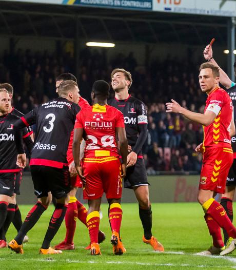 Helmond Sport zonder geschorste verdedigers tegen Fortuna Sittard