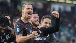 De leeuw wordt niet oud: Zlatan (38) zorgt eigenhandig voor reanimatie AC Milan