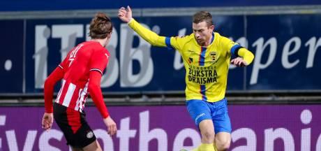 Jong PSV wordt defensief ontgroend en krijgt bij Cambuur een pak rammel