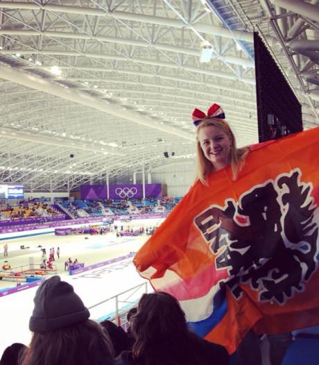 Jorieke won 'Olympische reis' en zag beste vriendin Ter Mors goud pakken