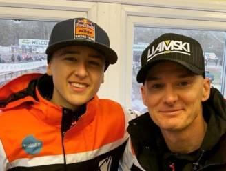 Liam Everts (15) wint eerste manche in EMX125-kampioenschap, net waar papa Stefan laatste GP won