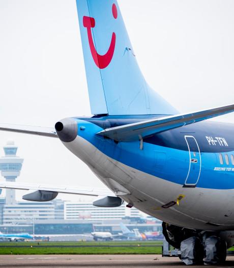 'Kabinet wil rem op vakantievluchten Schiphol'