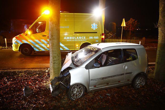 Hoe het ongeluk kon gebeuren, is niet bekend.