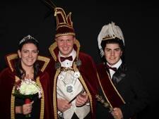 Tim van Rossum carnavalsprins van De Nathalzen Loo
