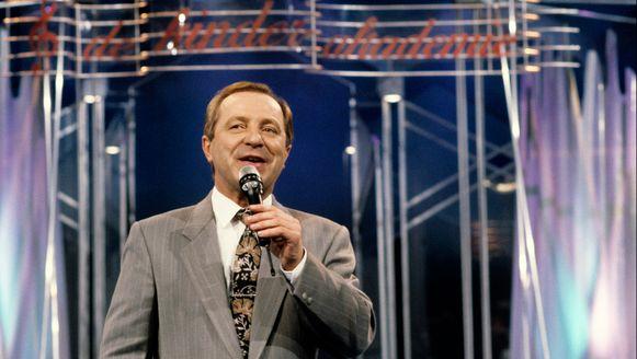 Walter Capiau in 1989.