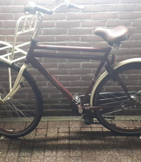 Dronken dief rijdt 'per ongeluk' weg op de verkeerde fiets
