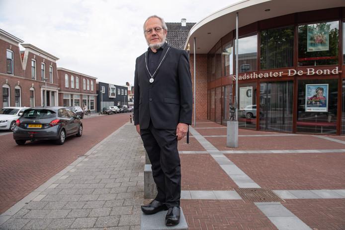 Nachtburgemeester Toon Brummelhuis wil het Oldenzaalse uitgaansleven een boost geven.