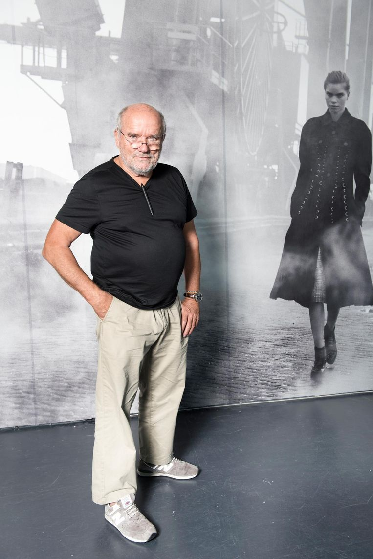 'Ik fotografeer mensen zoals ze zijn.' Beeld Els Zweerink.