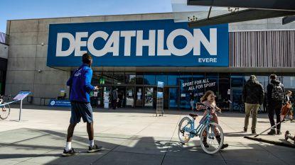 Decathlon-spullen nu ook te koop bij Delhaize en Carrefour