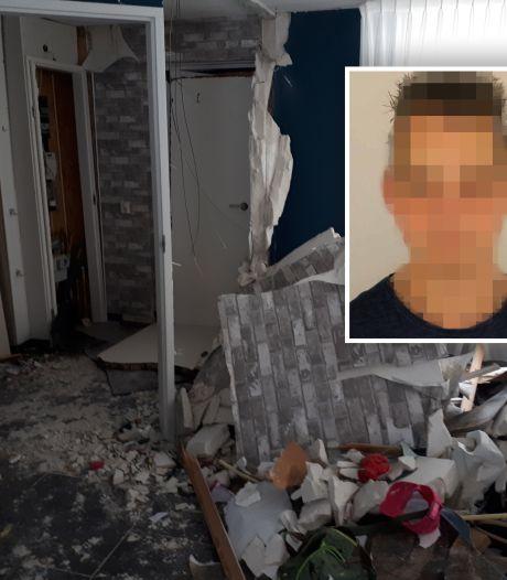Bert van H. moet vier jaar de cel in voor aanslag met vuurwerkbom op Urk