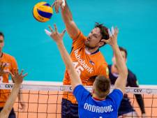 Volleyballer Koelewijn stopt als international