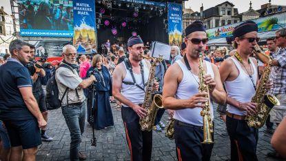 """1,3 miljoen bezoekers op Gentse Feesten: """"Evenwicht gevonden tussen leefbare stad en levendige Feesten"""""""