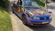 Al 300.000 km op de teller, maar 20 jaar oude Volkswagen begint dankzij 'Hoverboys' nu pas aan avontuur van z'n leven
