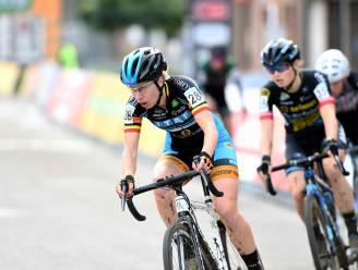 """Joyce Vanderbeken wint in Tsjechië: """"Dit keer zijn niet UCI-punten belangrijk, wel de winst"""""""