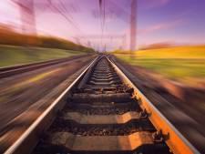Harde wind: geen treinen tussen Breda en Rotterdam op hogesnelheidslijn