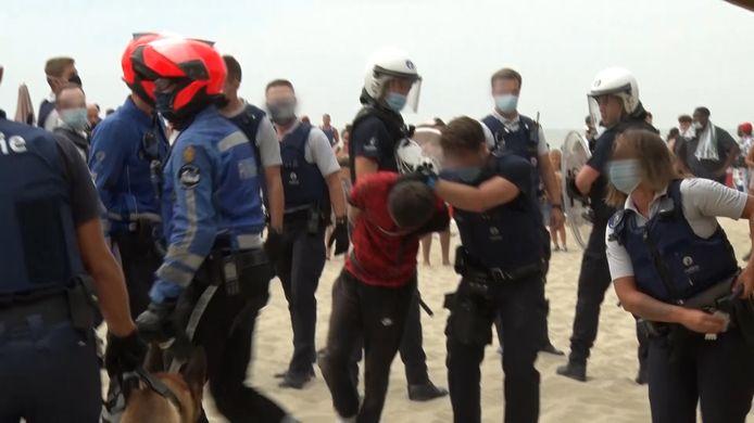De groep ontstond na de rellen in Blankenberge.