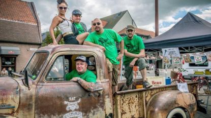'Niet alledaagse voertuigen' veroveren zondag Grote Markt tijdens Salt City Meeting