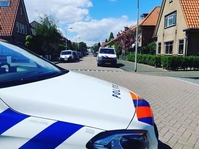 De auto's stonden geparkeerd aan de Generaal Pironstraat en de Meester Meesstraat.