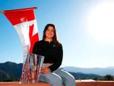 Navratilova onder de indruk van Andreescu: 'Geen eendagsvlieg'