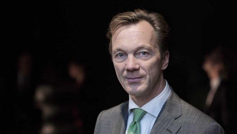Wim Pijbes (2008-2016). Beeld  Rijksmuseum