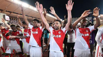 Monaco doorbreekt hegemonie van PSG en pakt achtste titel uit de clubgeschiedenis