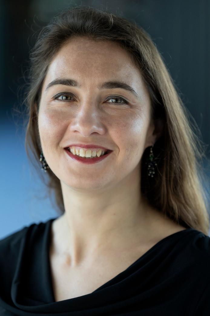 Gedeputeerde Anne-Marie Spierings