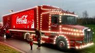 Kersttruck van Coca-Cola komt opnieuw naar Jabbeke