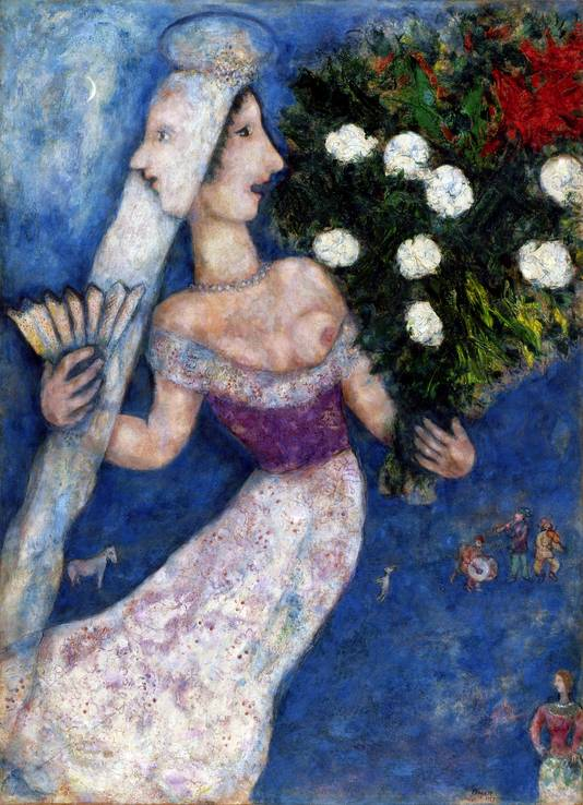 Chagall in Münster