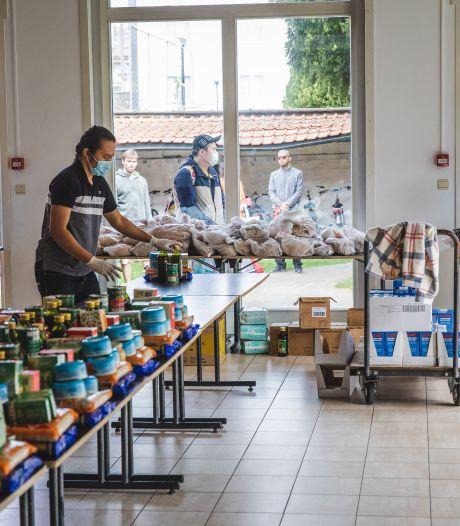 """Extra voedselbedelingen voor Gentse studenten uit ontwikkelingslanden: """"Hun jobs in de horeca vielen weg"""""""