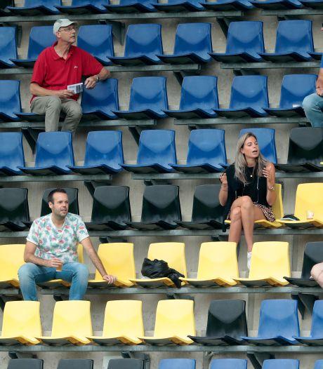 Kleine derby NAC - Willem II, mét publiek