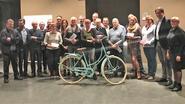 Katleen en Bernard winnen fiets dankzij 'Kortemark Rinkelt'