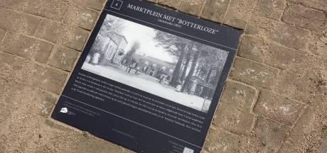 15.000 euro voor route met fototegels in Bronckhorst