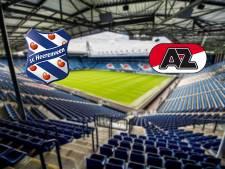 Verslikt AZ zich opnieuw in Heerenveen?