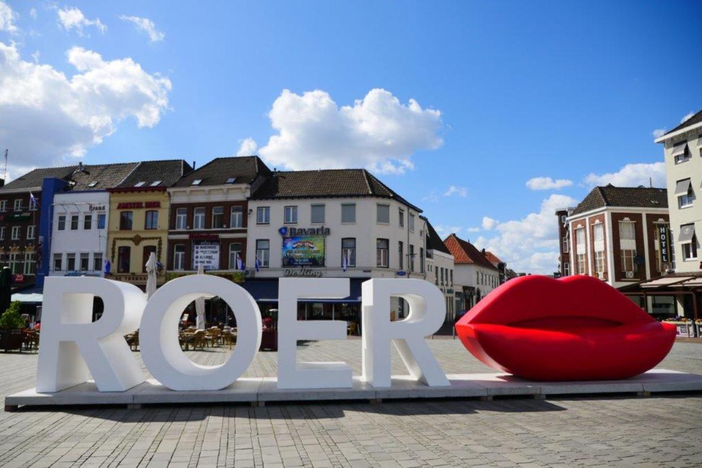 Van Roermond tot Odessa, de I amsterdam-letters zijn echt óveral