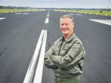 Commando-overdracht op vliegbasis Volkel: Venus vertrekt, Bo komt, lawaai blijft